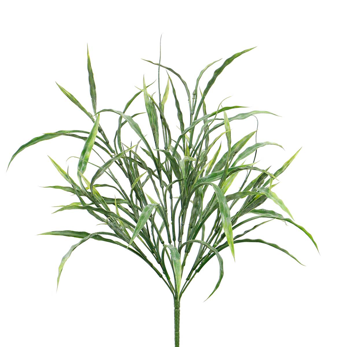 "FLAT GRASS BUSH 16""X21"" GREEN"