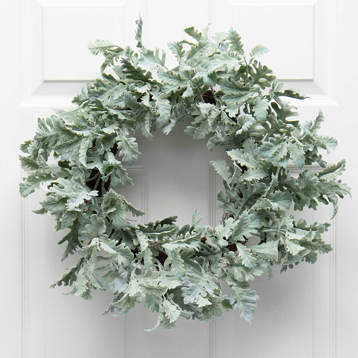 "DUSTY MILLER WREATH 20""(INNER RING 9"")"