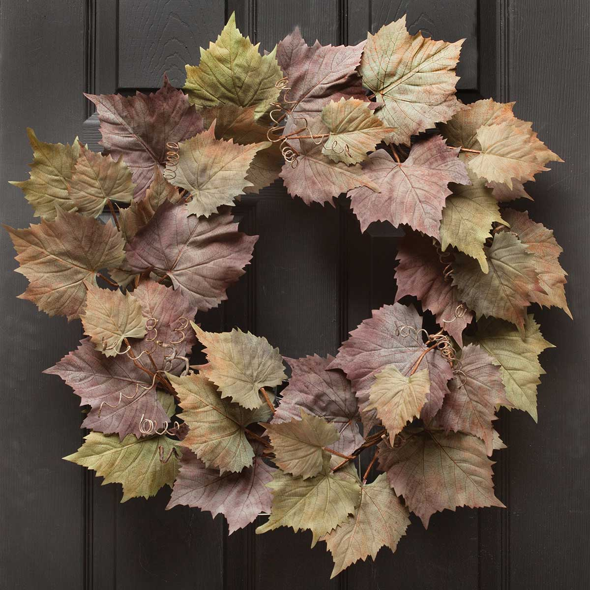 GRAPE LEAF WREATH LARGE