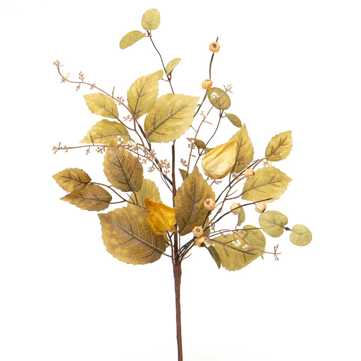 MIXED LANTERN LEAF PIK WITH PODS &