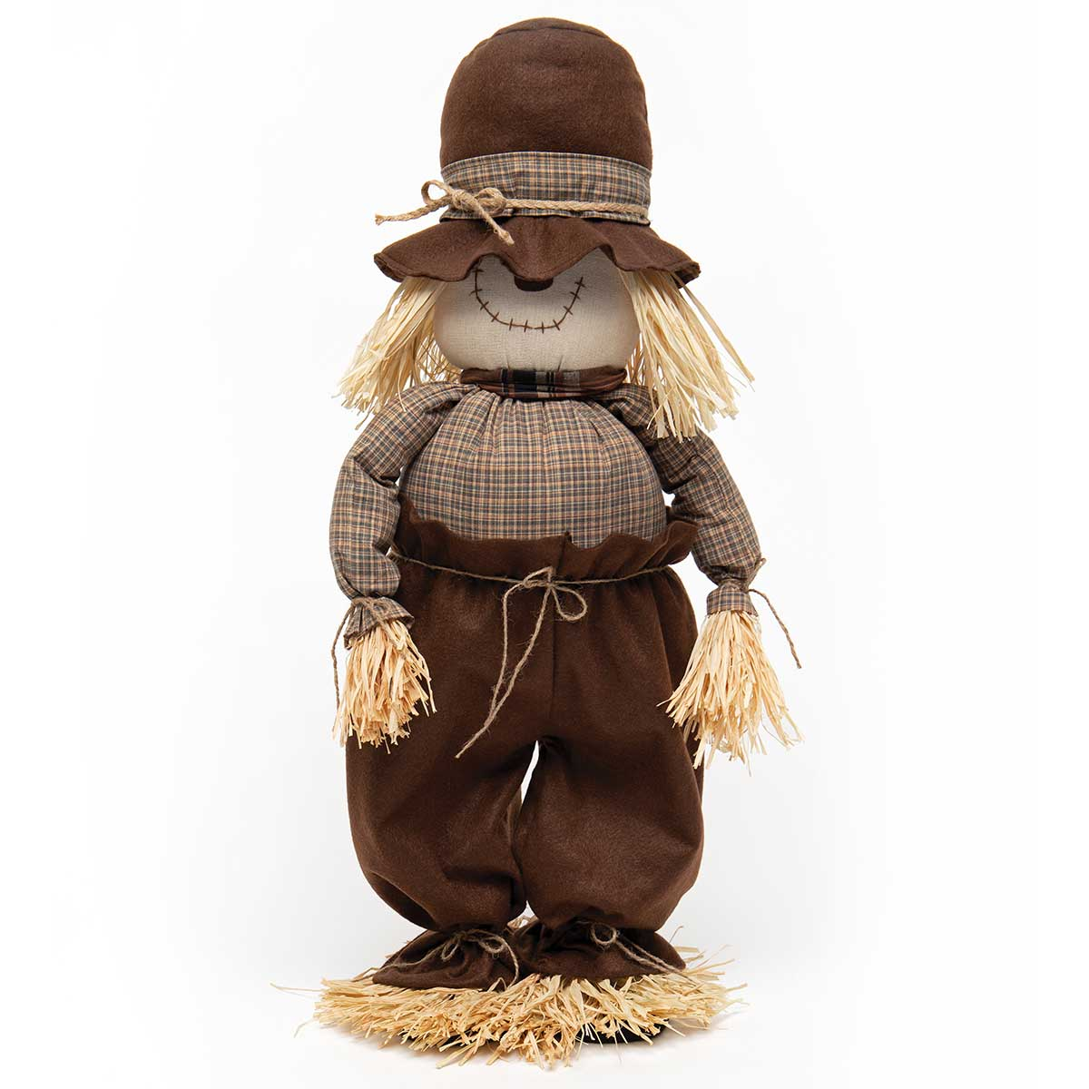MR. SCARECROW BROWN/BEIGE GNOME - I'M EXPANDABLE