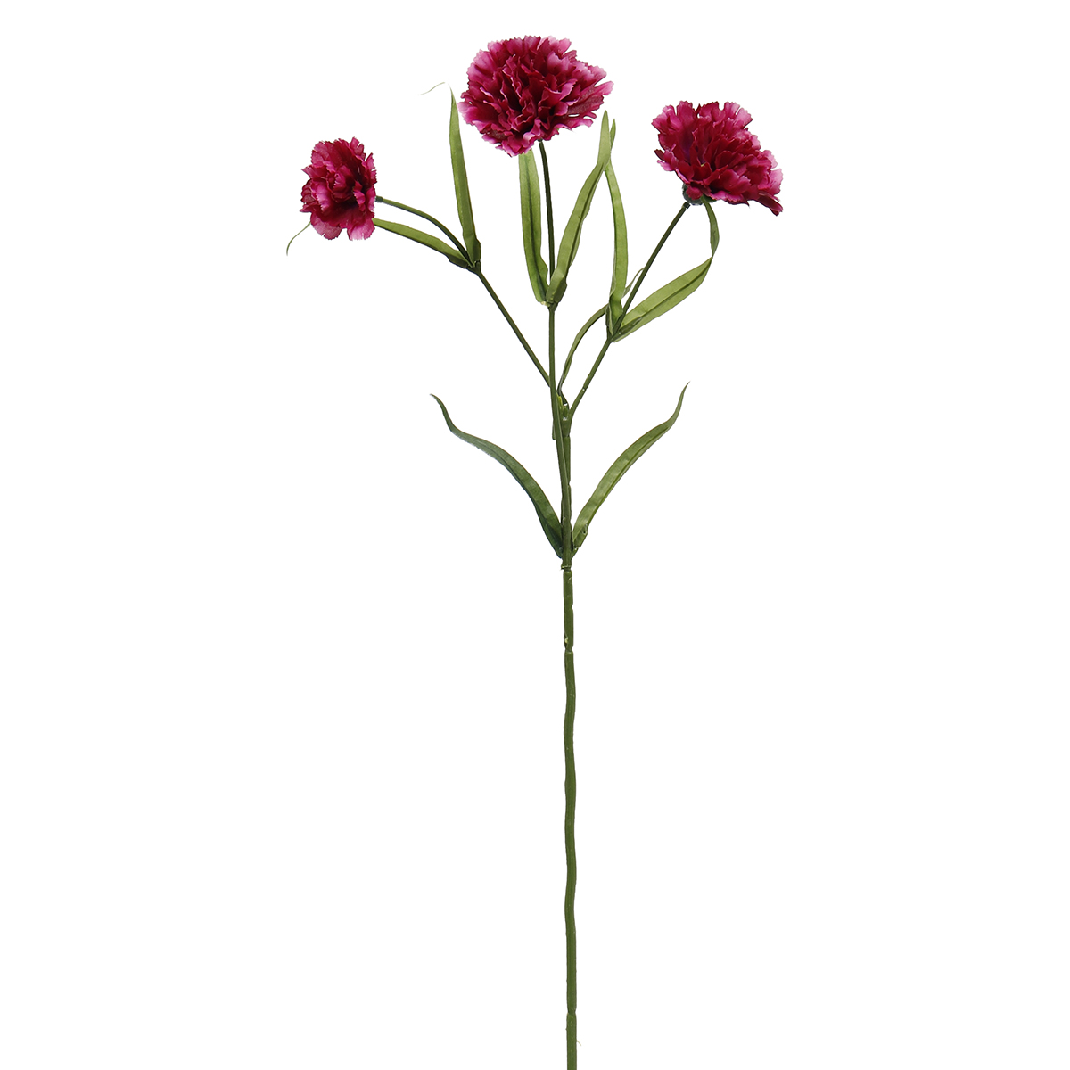 "FRENCH CARNATION SPRAY X3 25"" MAGENTA M8961 MG *70sp"