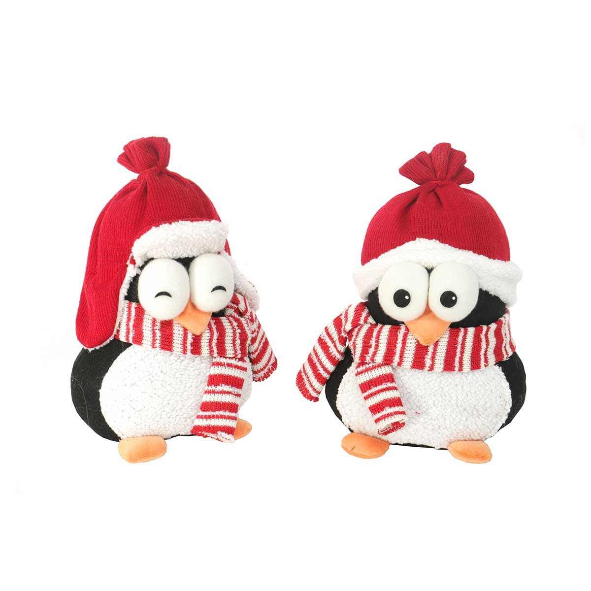 "PENGUIN TWINS 2 ASSORTED 10"" v22"