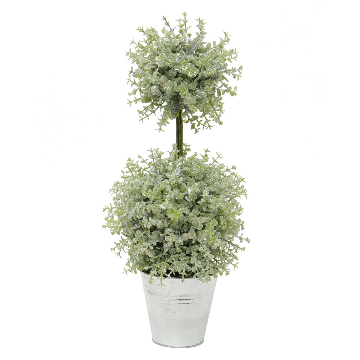 MISTLETOE PRIVET TOPIARY 21""
