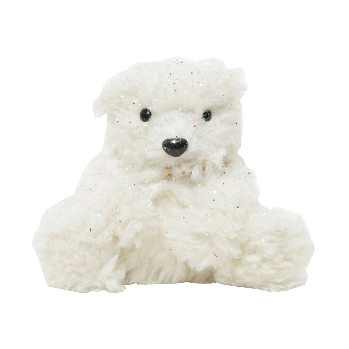 "POLAR BEAR BABY 4.5"" FURRY"