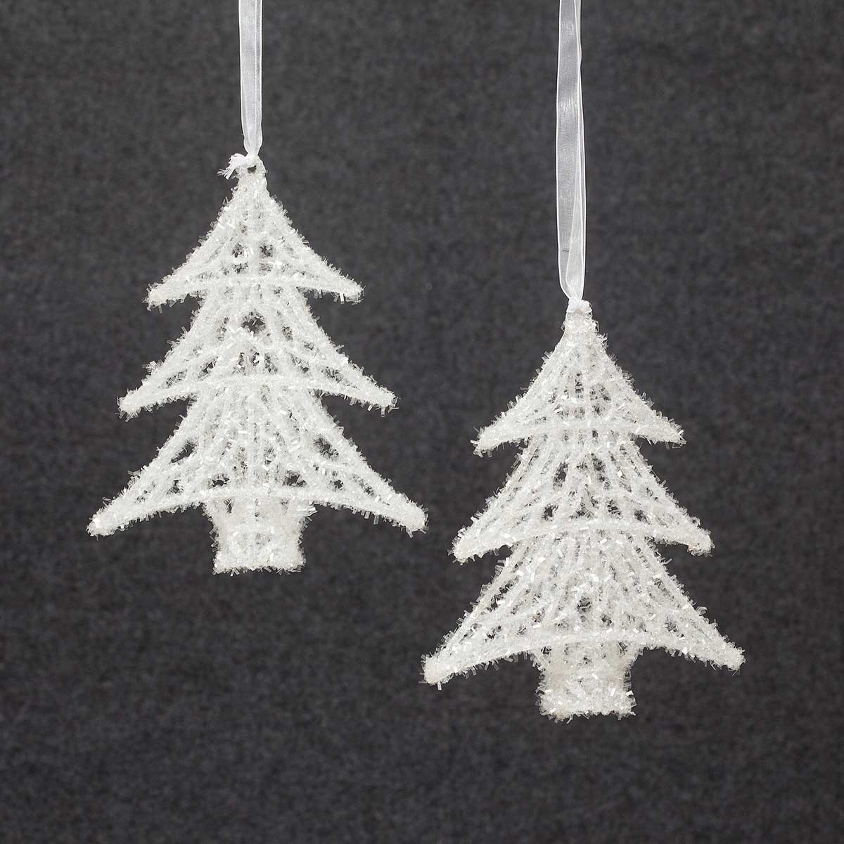 ICE TREE ORNAMENT 7""