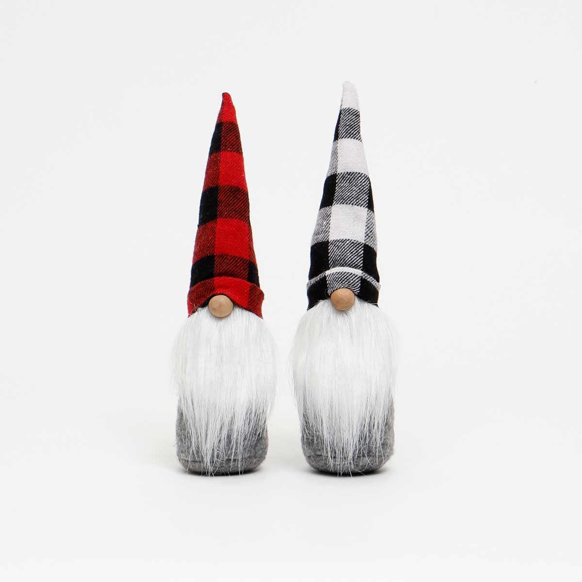 "Buffalo Plaid Gnome 2.5""X11"" 2 assorted"