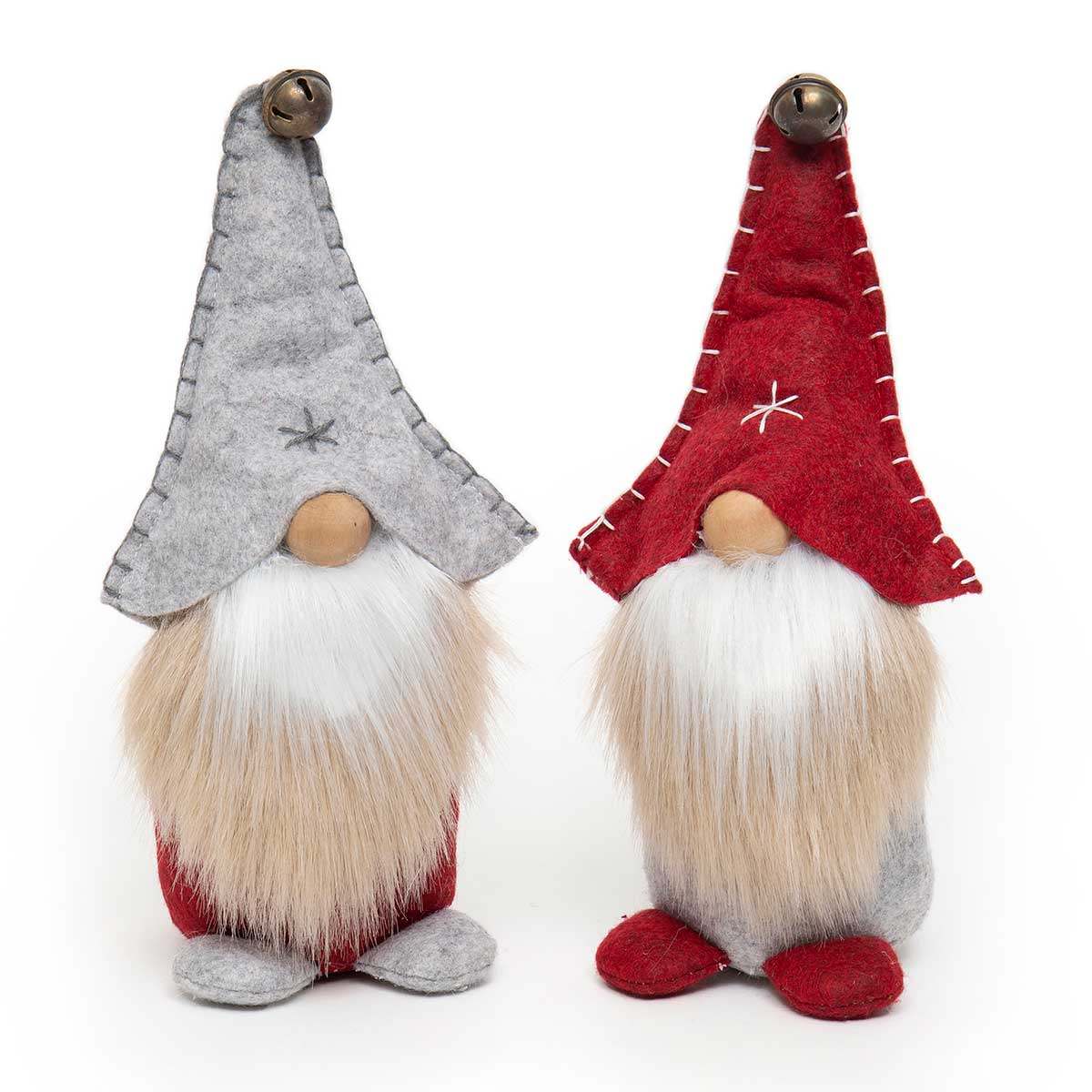 TOMMY TWO-TONE GNOME WITH BELL,