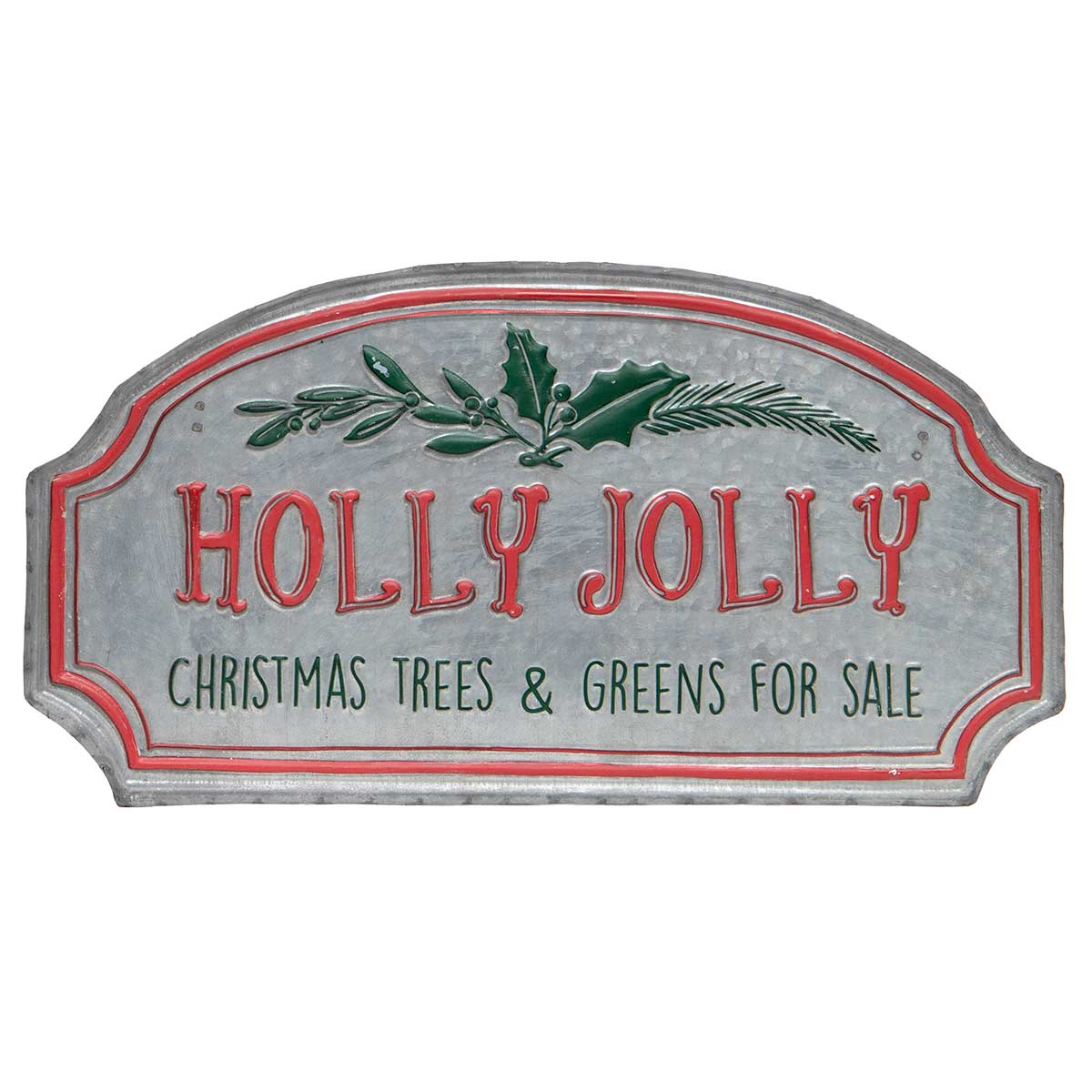 "METAL ""HOLLY JOLLY"""