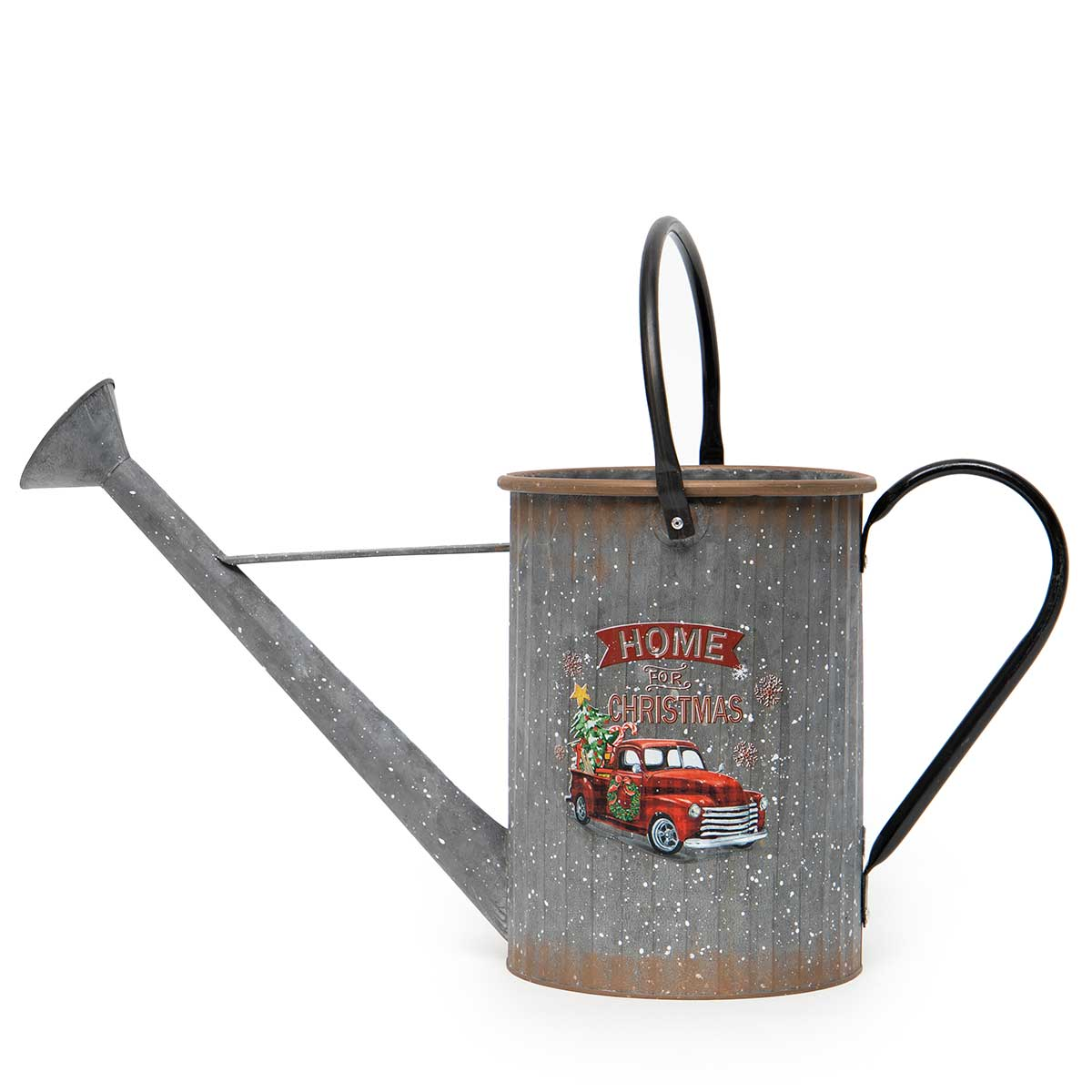 METAL TRUCK WATERING CAN