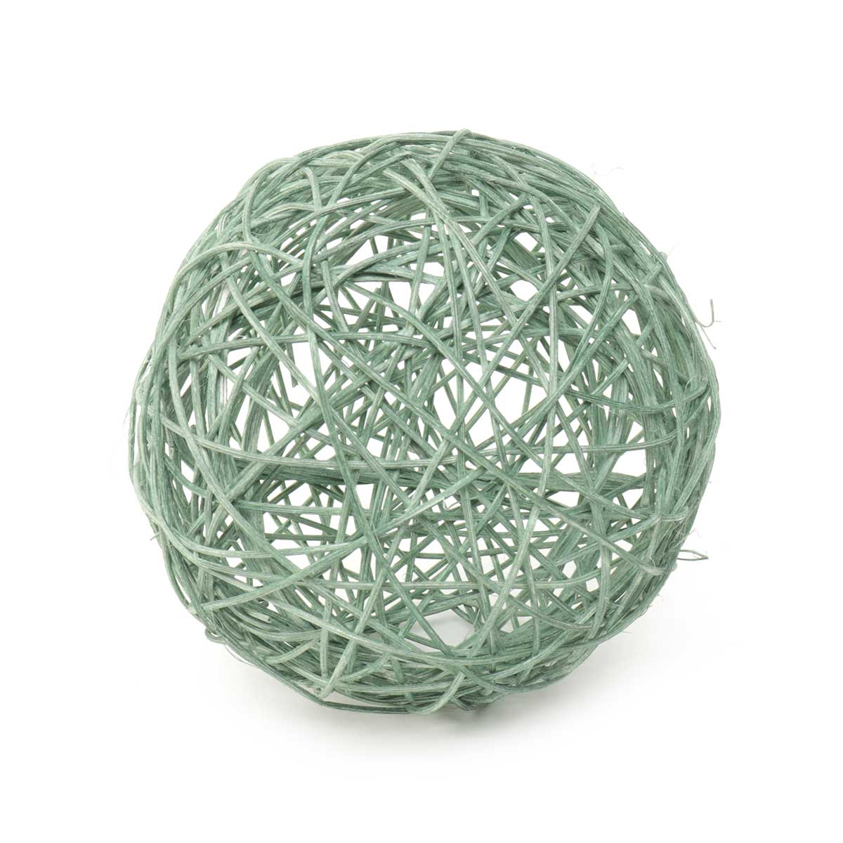 "Twig Ball 8"" Teal"