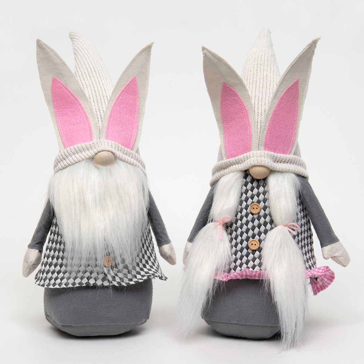 BUNNY GNOME SITABOUT 2 Assorted BOY/GIRL