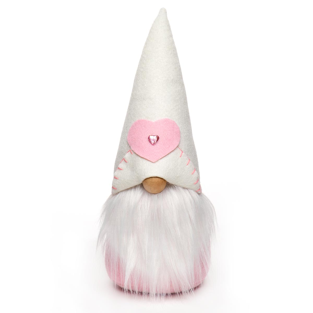 AMORE JEWEL GNOME WITH WHITE STITCHED HAT