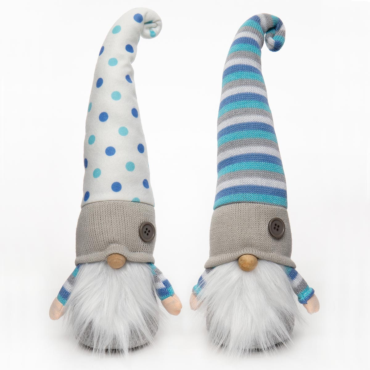 HANSEN BROTHERS GNOME BLUE/WHITE HAT