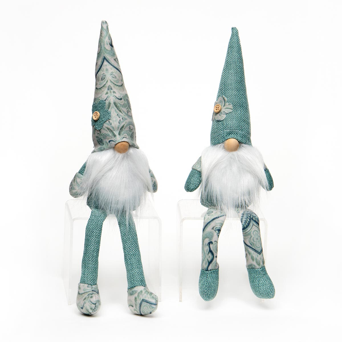 CHATEAUX BOYS GNOME WITH HAT, WOOD NOSE