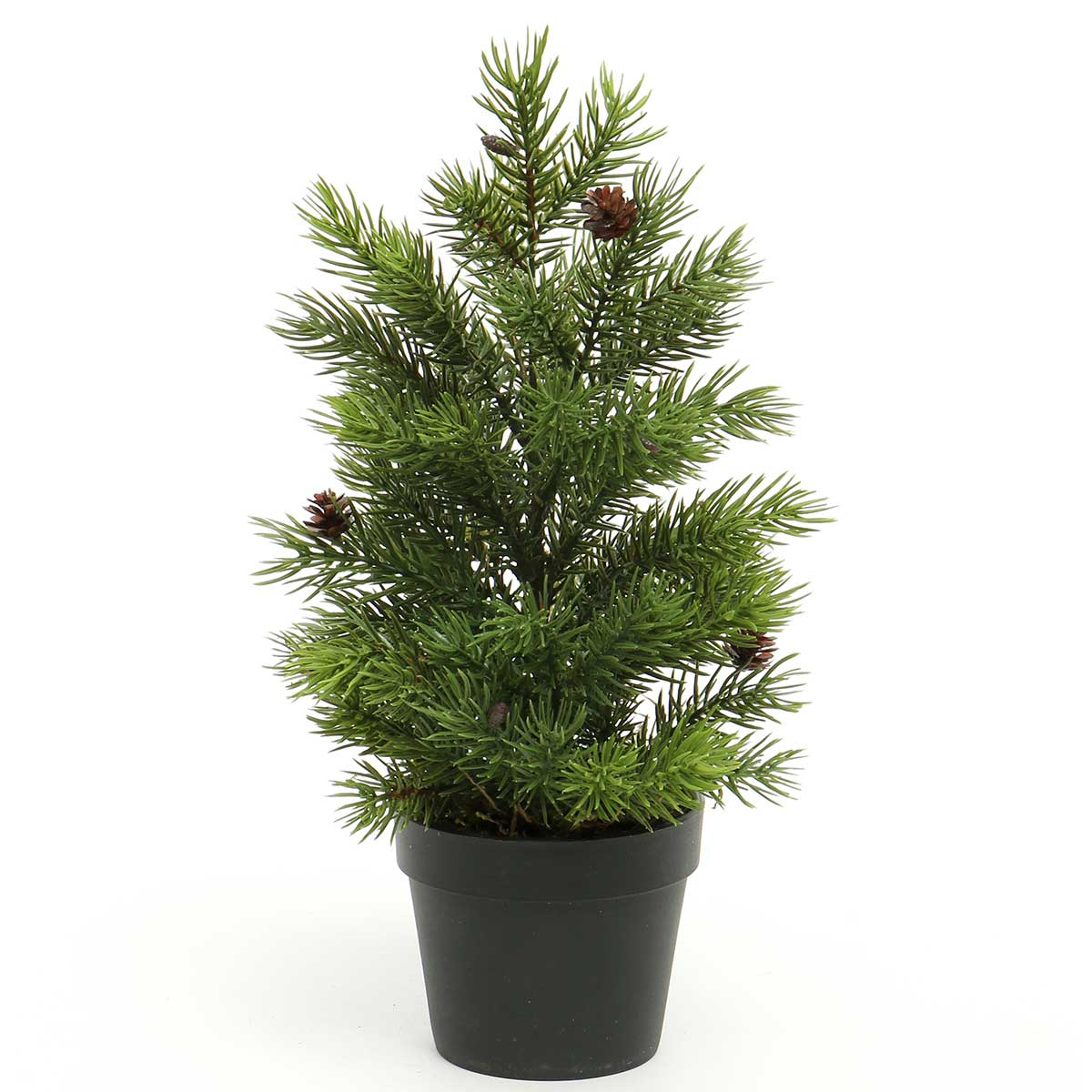 SPRUCE TREE WITH PINECONES IN -ff40