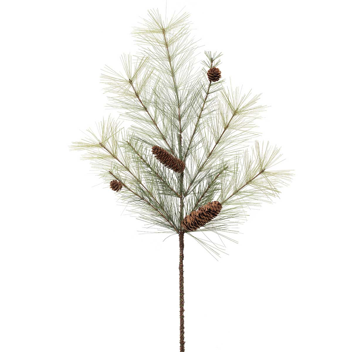 PINE SPRAY WITH MINI PINECONES