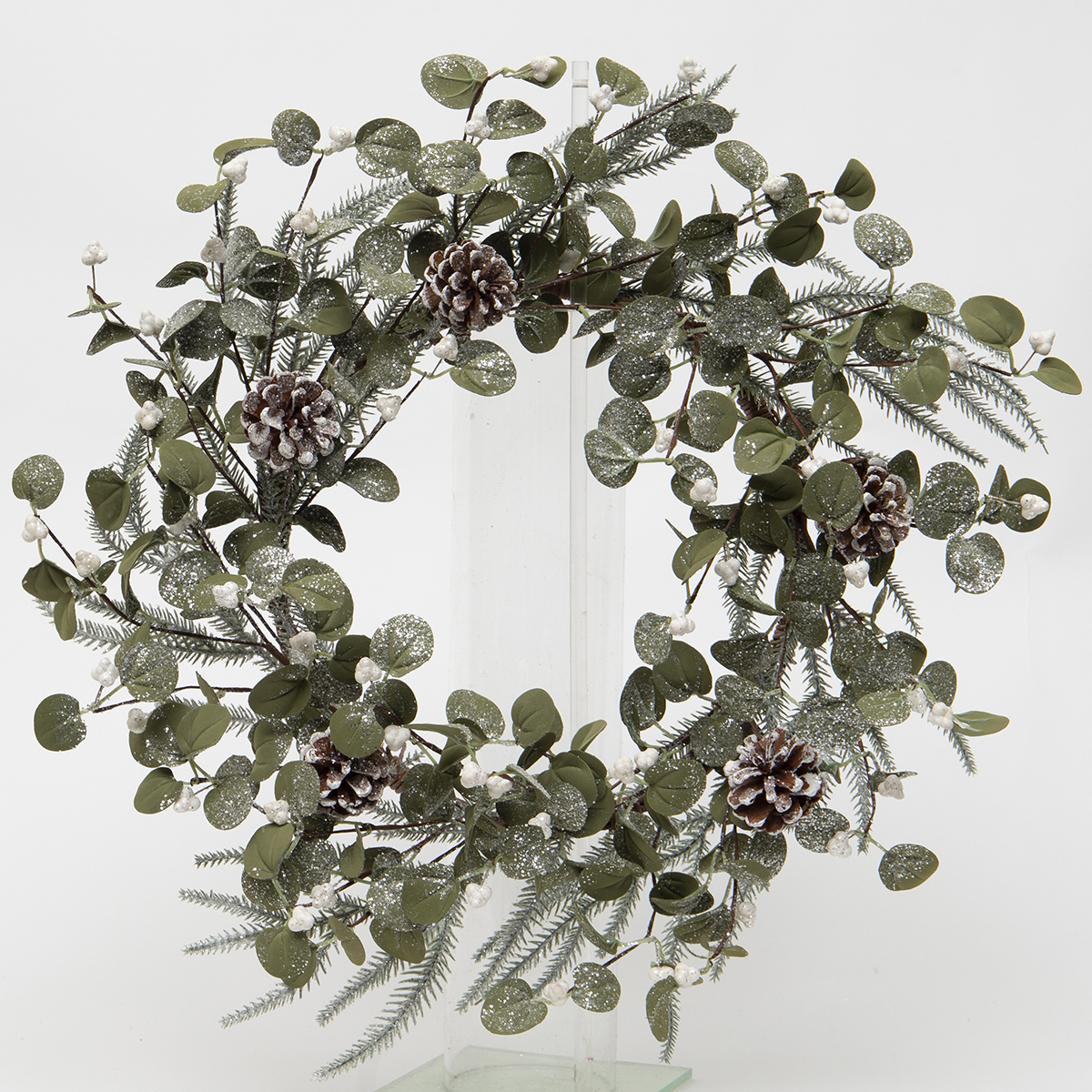 EUCALYPTUS & PINE WREATH