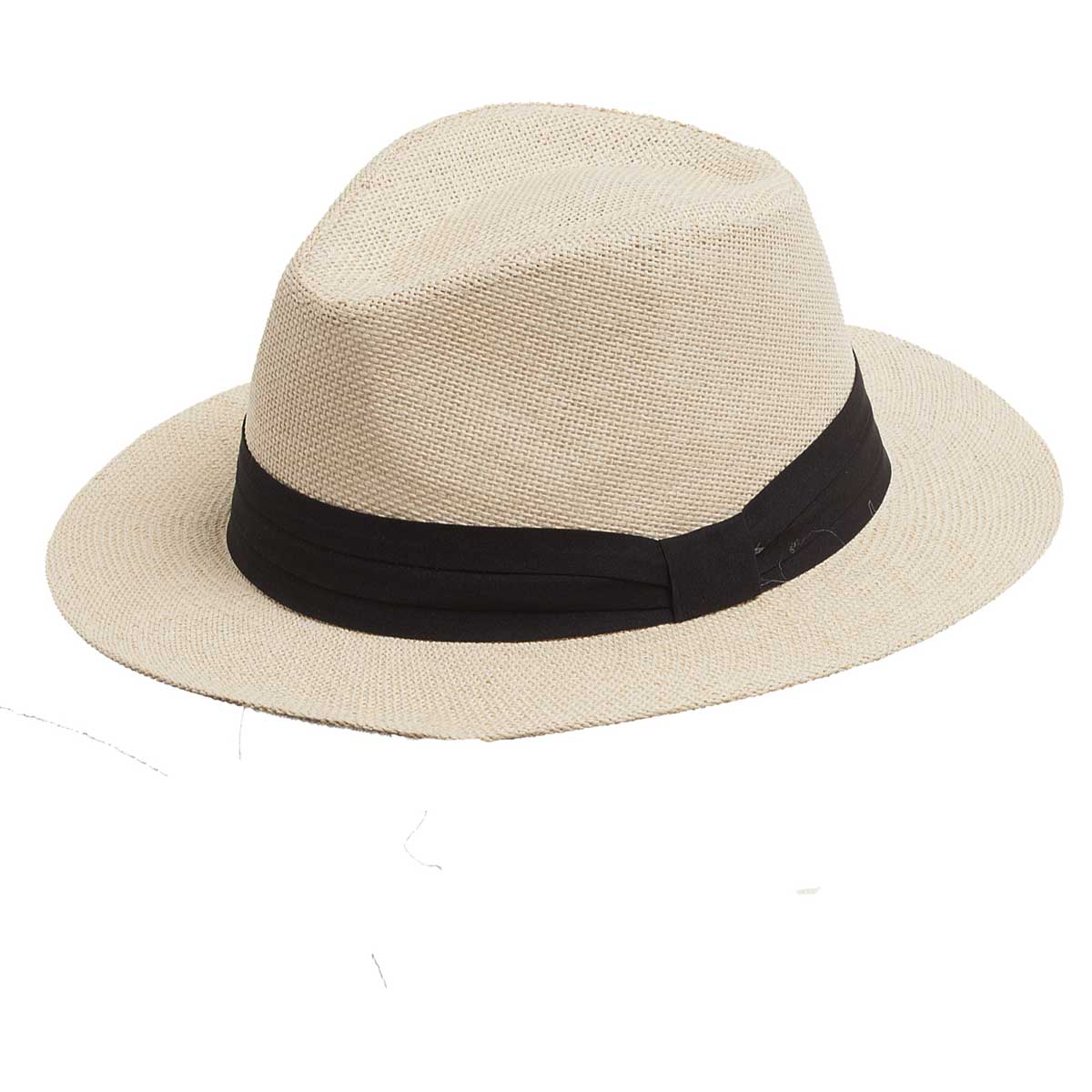 Tan Panama Hat *70sp