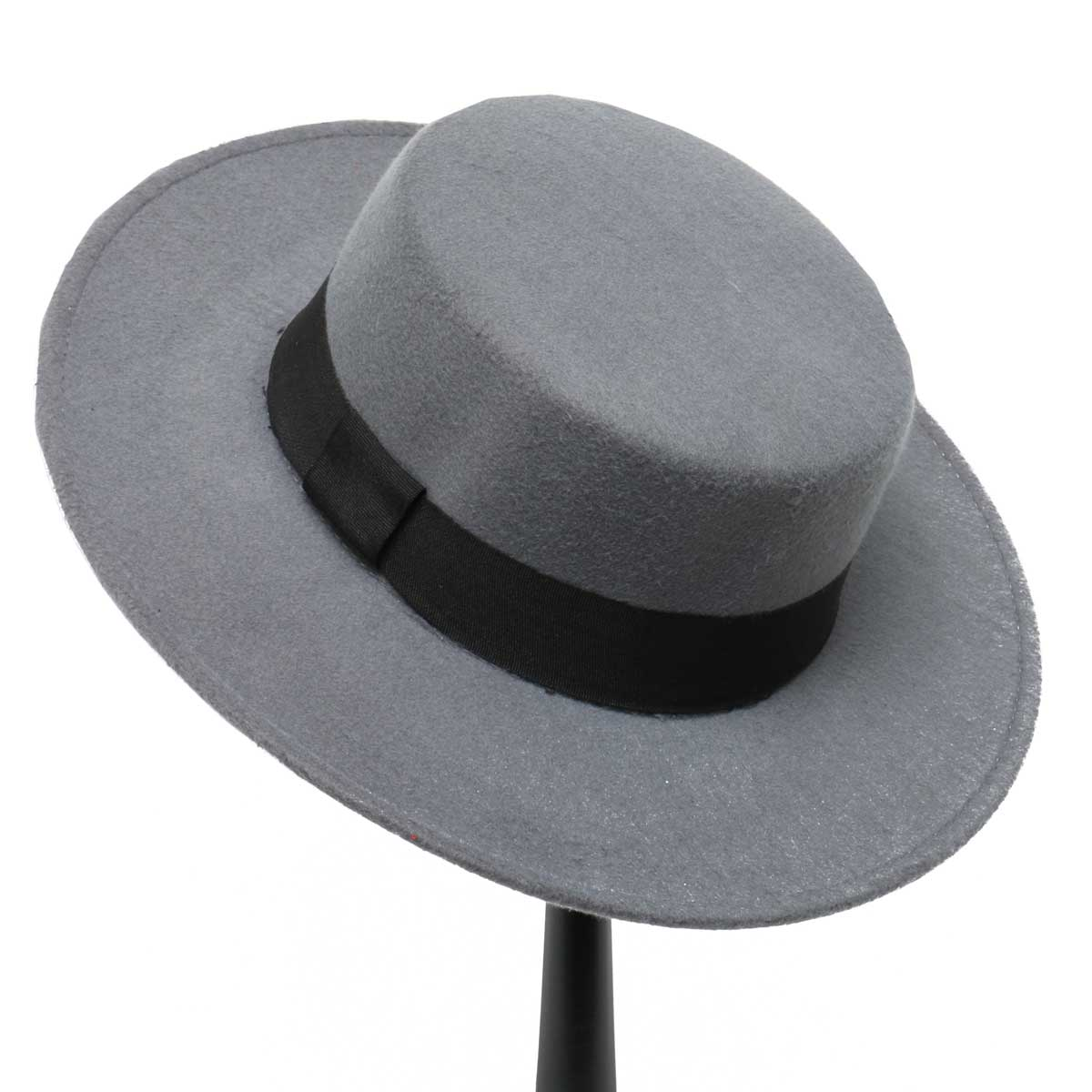 GREY GAUCHO HAT 50sp