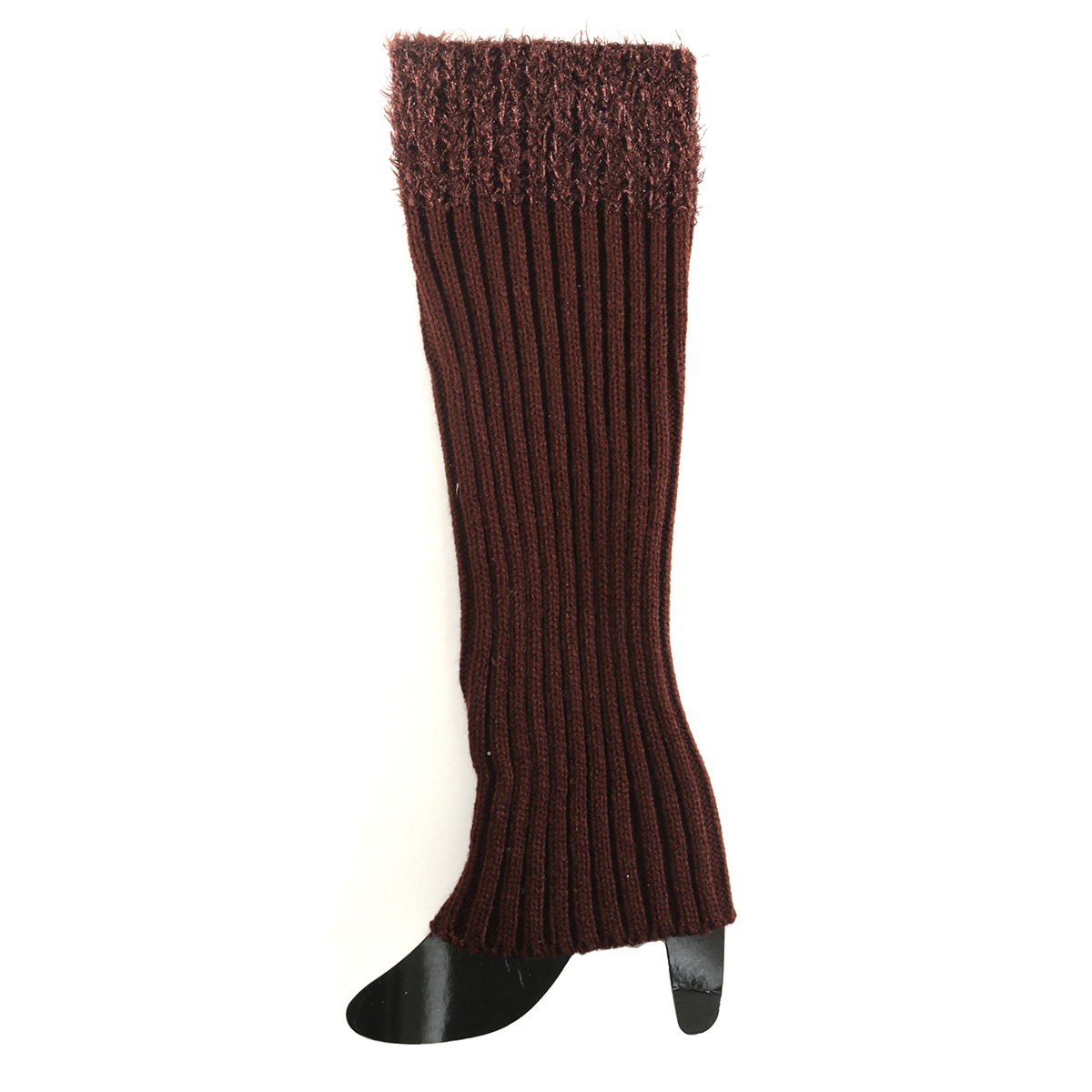 Brown Boot Cuff Tall 50sp
