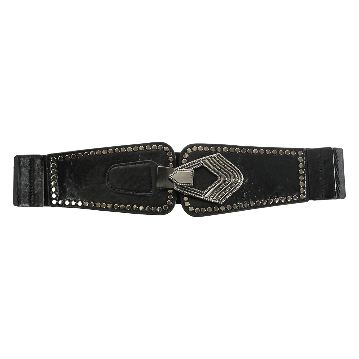 "BLK 31.5"" RIVET BELT"