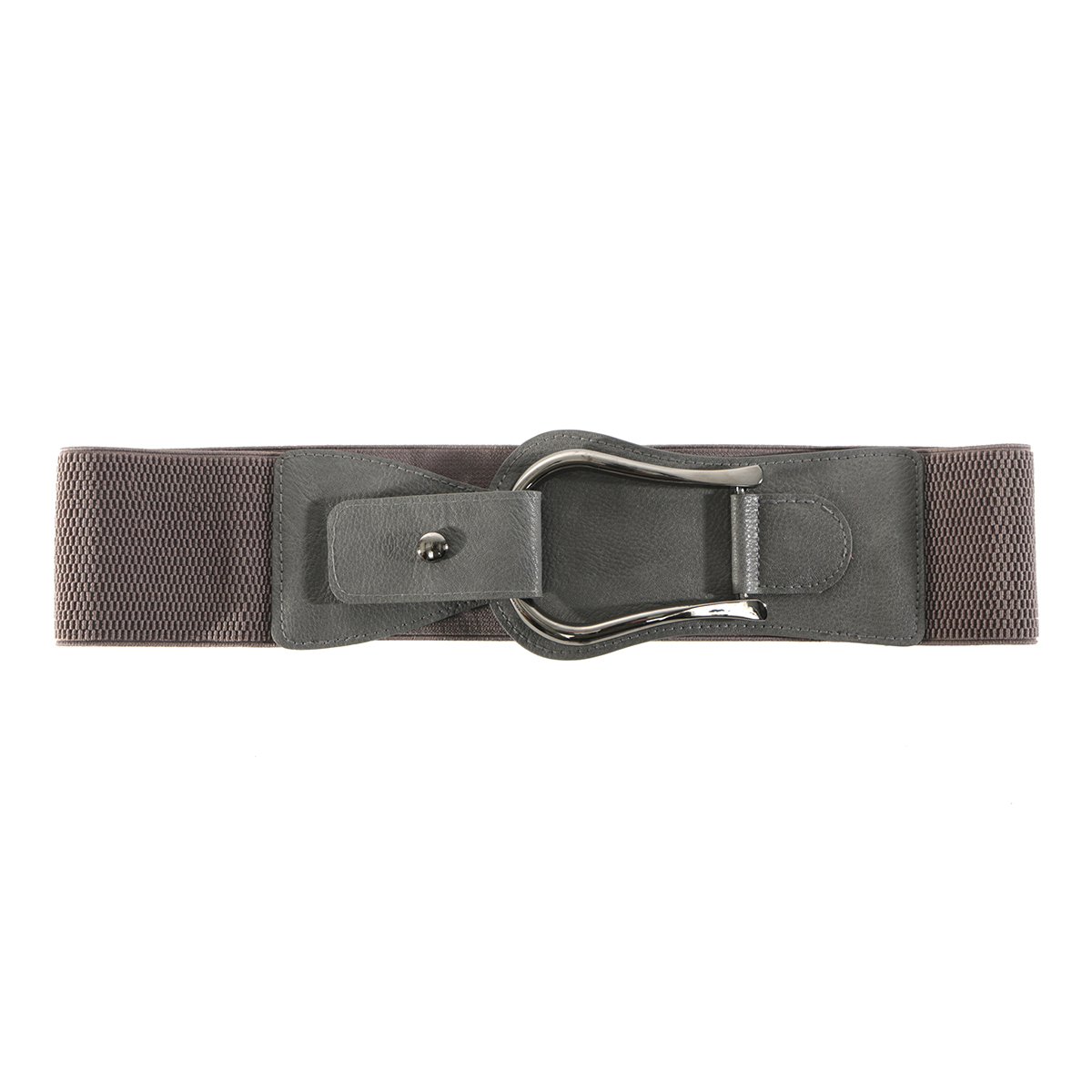 "Grey 31"" SNAP BELT"